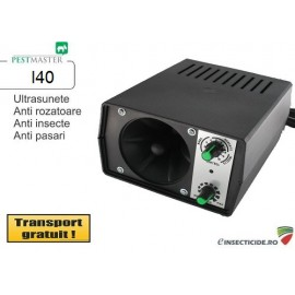 Aparat industrial cu ultrasunete anti insecte, Pestmaster I40