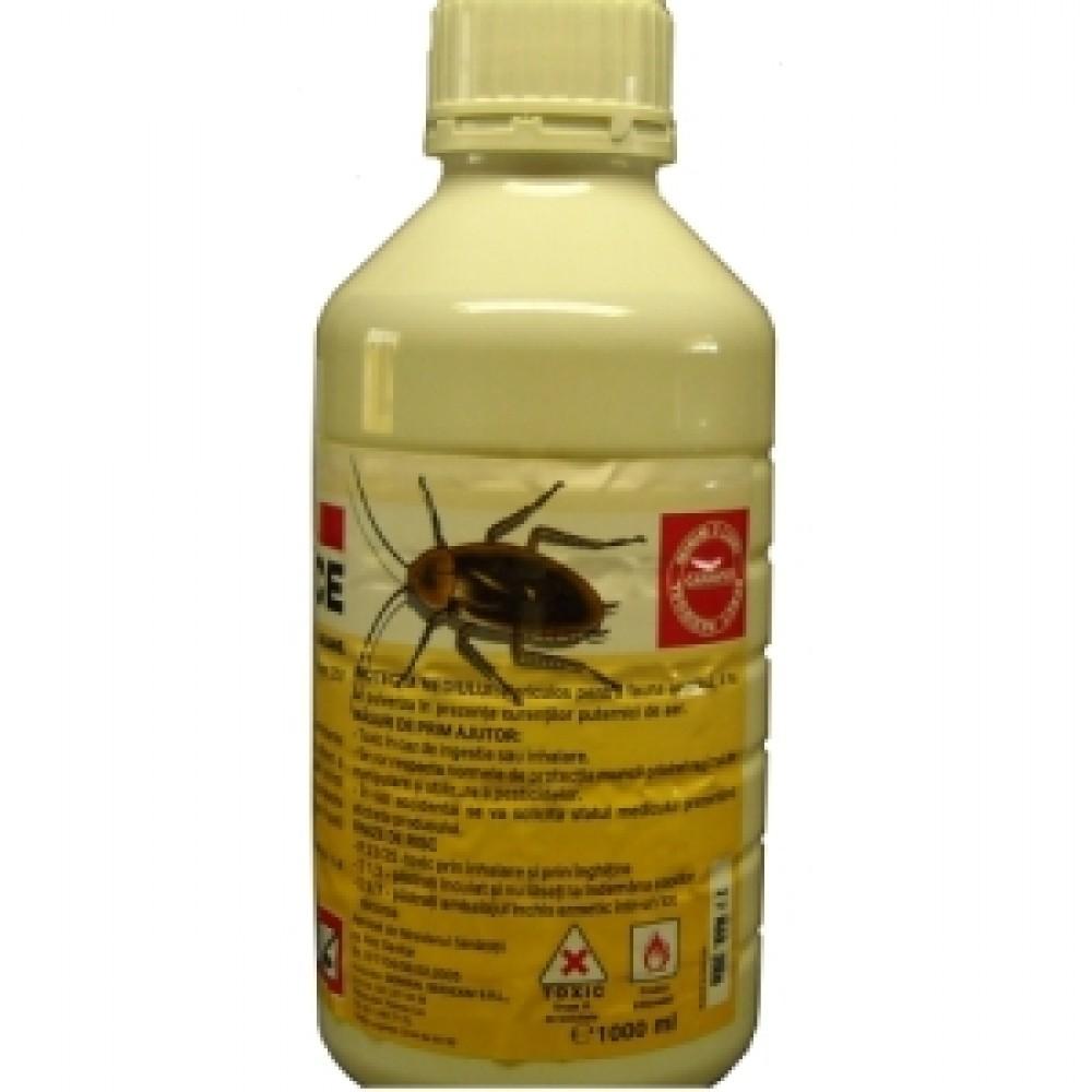 Sanitox 21 CE 1L - Insecticid universal destinat profilaxiei sanitar - umane