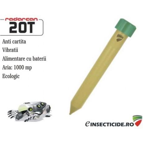 Aparat anti cartita cu vibratii (1000 mp fara musuroaie de cartita) - Radarcan 20T