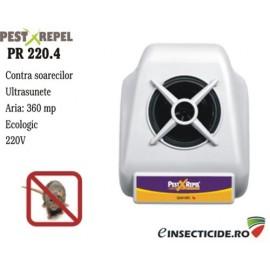 Aparat cu ultrasunete anti soareci (360mp) - PR 220.4