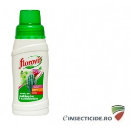 Ingrasamant specializat lichid pentru cactusi si plante suculente (0.25 L)