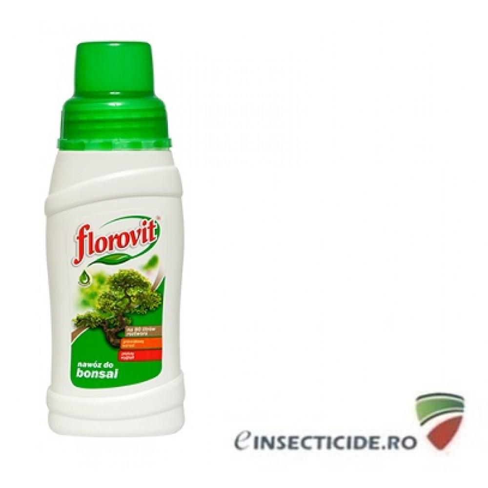 Ingrasamant specializat lichid pentru bonsai (0.25 L)