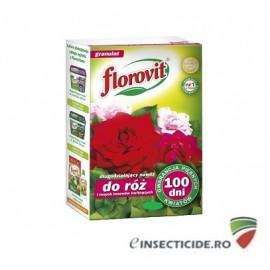 Ingrasamant specializat granulat pentru trandafiri si alti arbusti ornamentali cu efect prelungit 100zile (4 Kg)