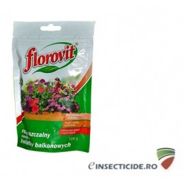 Ingrasamant solubil pentru flori de balcon (200 gr)