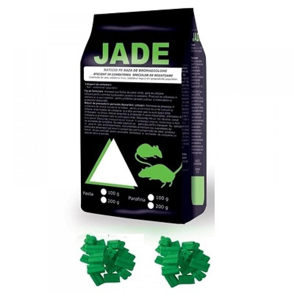 Parafina raticida contra rozatoarelor (200gr) - Jade