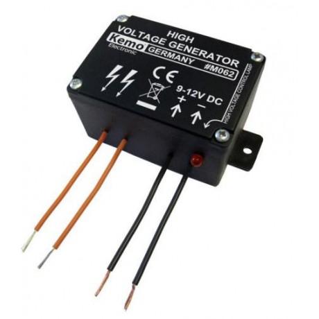 Generator de inalta tensiune ideal pentru garduri electrificate - Kemo M062