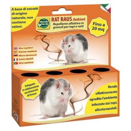 Repelent olfactiv granule contra sobolanilor (50gr) - RAT RAUS Ambient