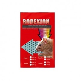 Parafina raticida contra rozatoarelor (100gr) - Rodexion
