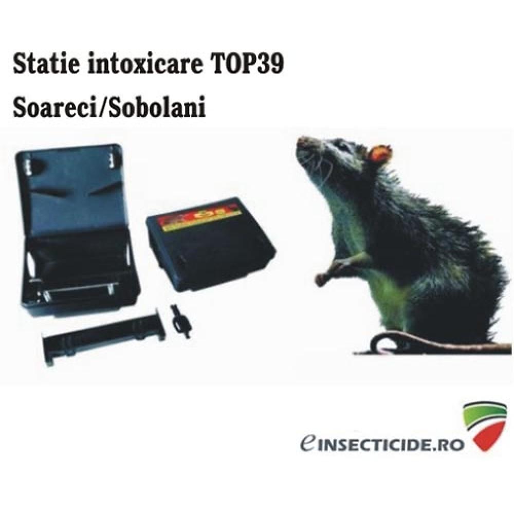 Statie intoxicare rozatoare - TOP39