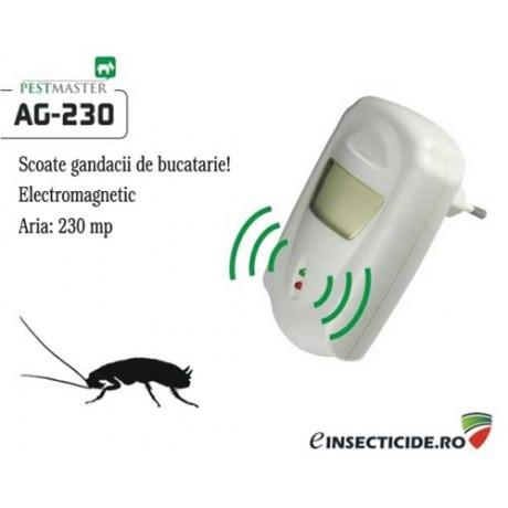 Pest Repeller anti gandaci si rozatoare (230mp) - Pestmaster AG230