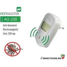Dispozitiv cu unde electromagnetice impotriva capuselor - Pest Repeller AG230