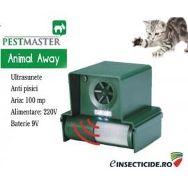Aparat ultrasunete anti pisici (100 mp) - Animal Away