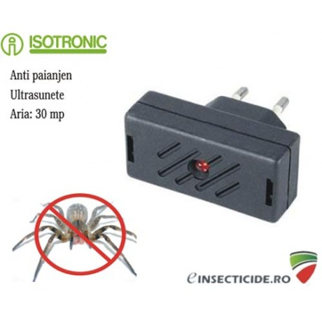 Aparat anti paianjen cu ultrasunete (30 mp) - Isotronic