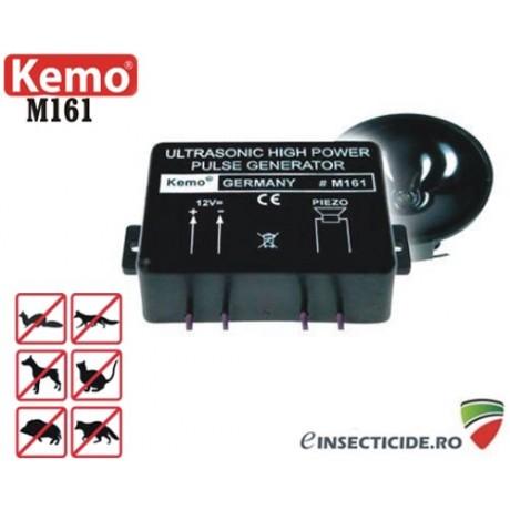 Generator cu ultrasunete profesional anti porci mistreti (300 mp) - M161