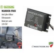 Aparat anti jderi si alte rozatoare pentru protectia autoturismului - Marder frei