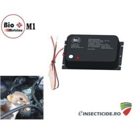 Generator ultrasunete profesional anti soareci, sobolani si alte rozatoare Biometrixx M1