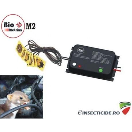 Anti rozatoare pentru protectia autoturismului Biometrixx M2