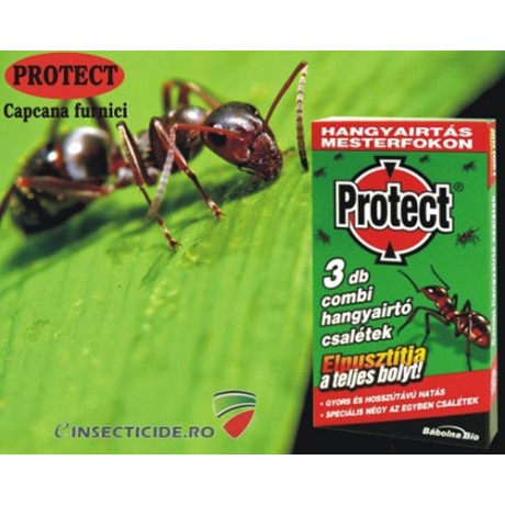 Capcana impotriva furnicilor de gradina - Protect