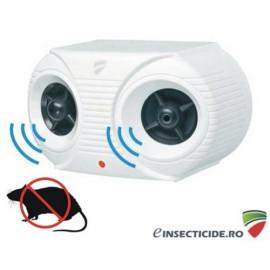 Dispozitiv profesional cu ultrasunete impotriva soarecilor (465 mp) - Total Schutz