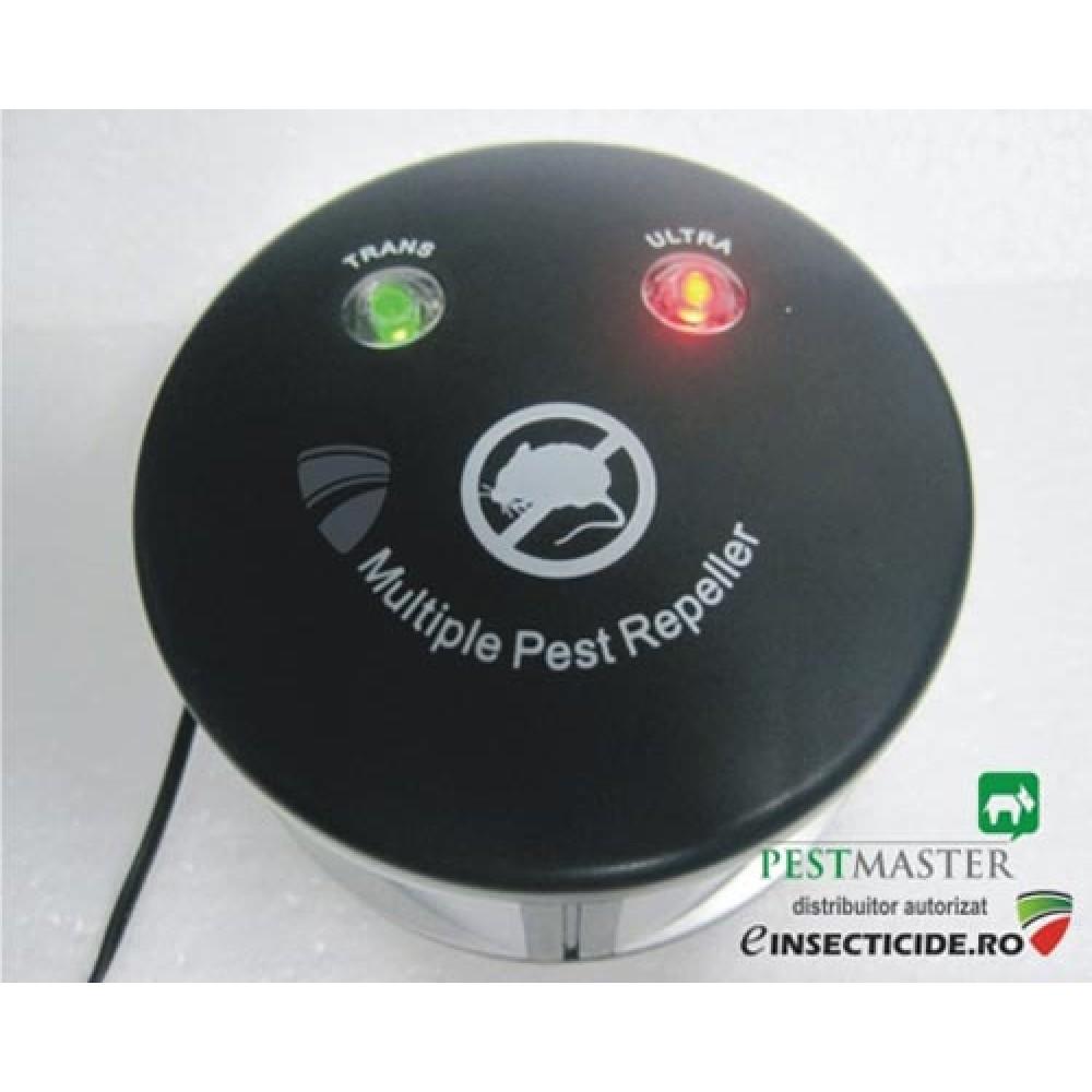 Aparat de soareci cu ultrasunete - Duo Pro Pest Repeller (550mp)
