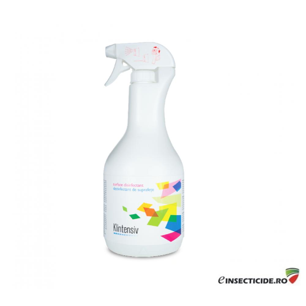 Dezinfectant pentru suprafete (750ml) - Klintensiv