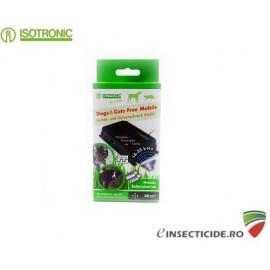 Free Mobile 70626 dispozitiv portabil cu ultrasunete pentru alungarea insectelor (40 mp)