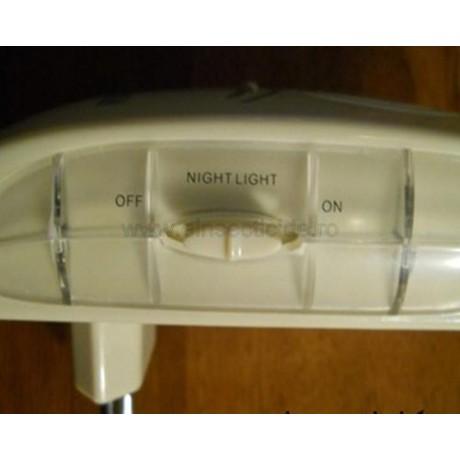 Aparat cu ultrasunete si unde electromagnetice pentru alungarea sobolanilor (150 mp) - ZN1002