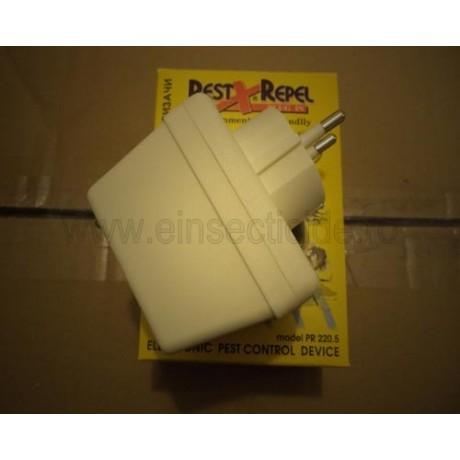 Dispozitiv anti soareci cu ultrasunete (50mp) - PR 220.5