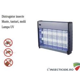 Distrugator anti-insecte semiprofesional, GC 60W (200 mp)