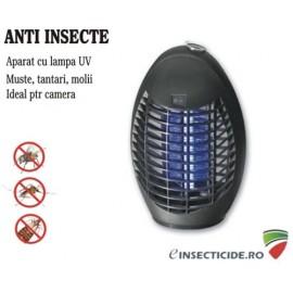 Anti insecte cu lampa UV (50 mp) - Isotronic