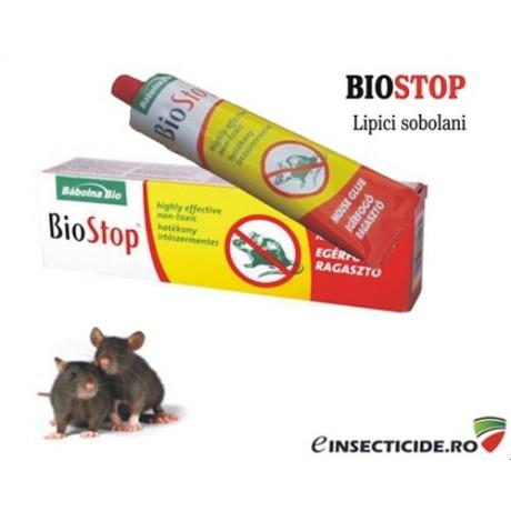Scapa de sobolani cu Lipici Non-toxic Biostop