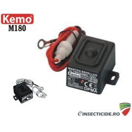 Dispozitiv anti soareci, jder si alte rozatoare cu protectie impotriva apei si murdariei IP65 - M180
