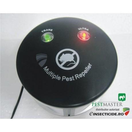 Duo Pro Pest Repeller anti daunatori cu ultrasunete (550mp)