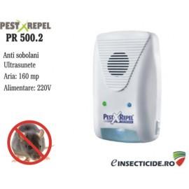 Dispozitiv cu ultrasunete impotriva sobolanilor (160 mp) - PR 500.2