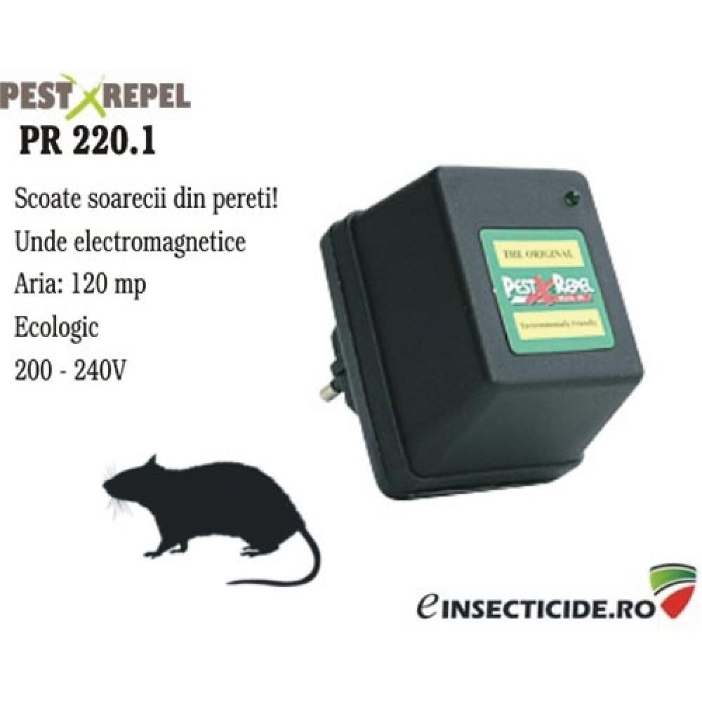 Antirozatoare cu unde electromagnetice (120 mp) - PR 220.1
