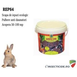 Praf solubil anti iepuri si alte animale salbatice (900 gr) - REP 64