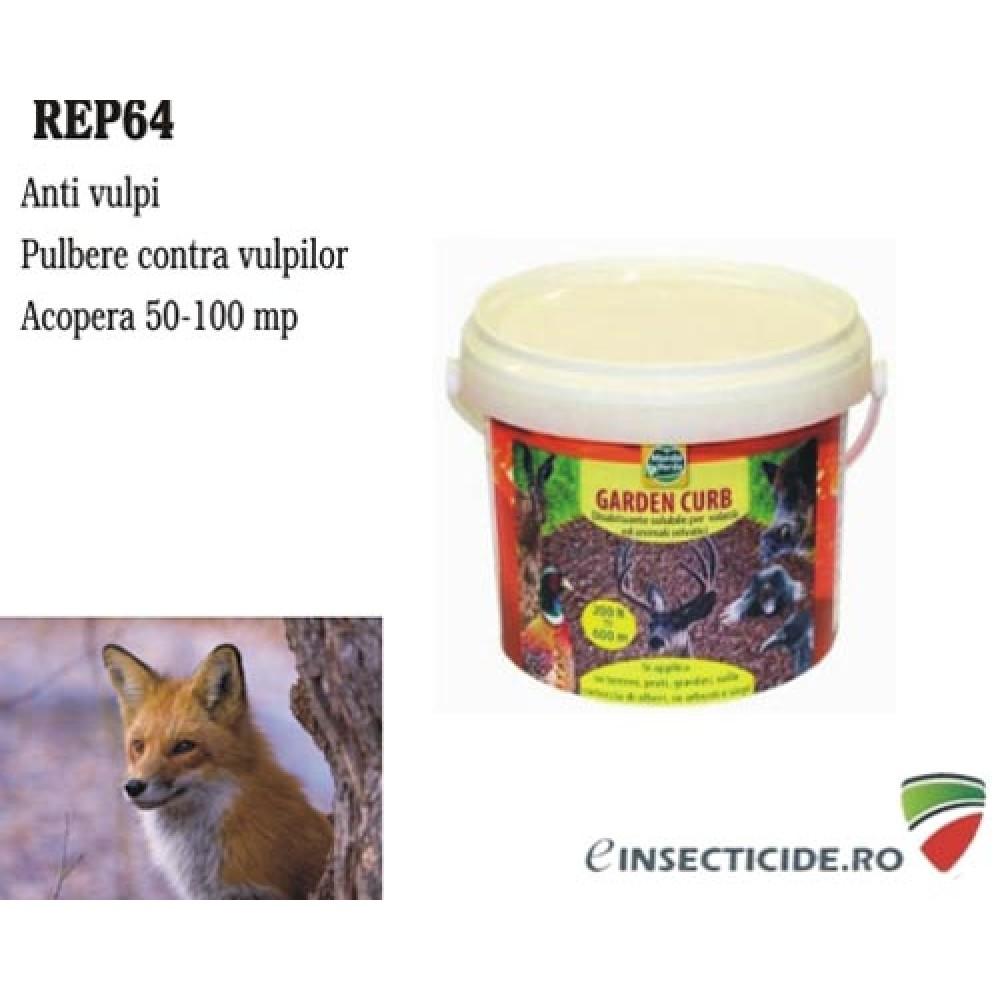 Pulbere solubila impotriva vulpilor (900 gr) - REP 64