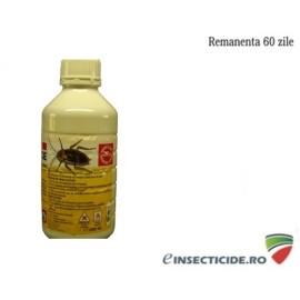 Dezinsectie cu insecticidul universal destinat profilaxiei sanitar umane (1l) - Sanitox 21 CE