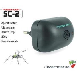 Aparat contra tantarilor cu ultrasunete (20 mp) - Radarcan SC2