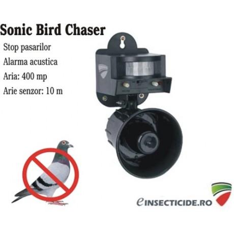 Pestmaster Sonic Bird Chaser aparat anti pasari (400 mp)