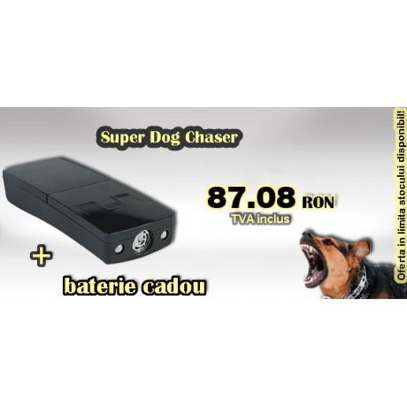 Super Dog Chaser aparat pentru alungarea cainilor agresivi - 12 m