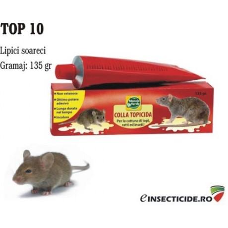 Lipici pentru soareci - TOP10 (135 gr.)