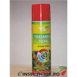 Spray tratament total pentru plante 250ml - Super Plant