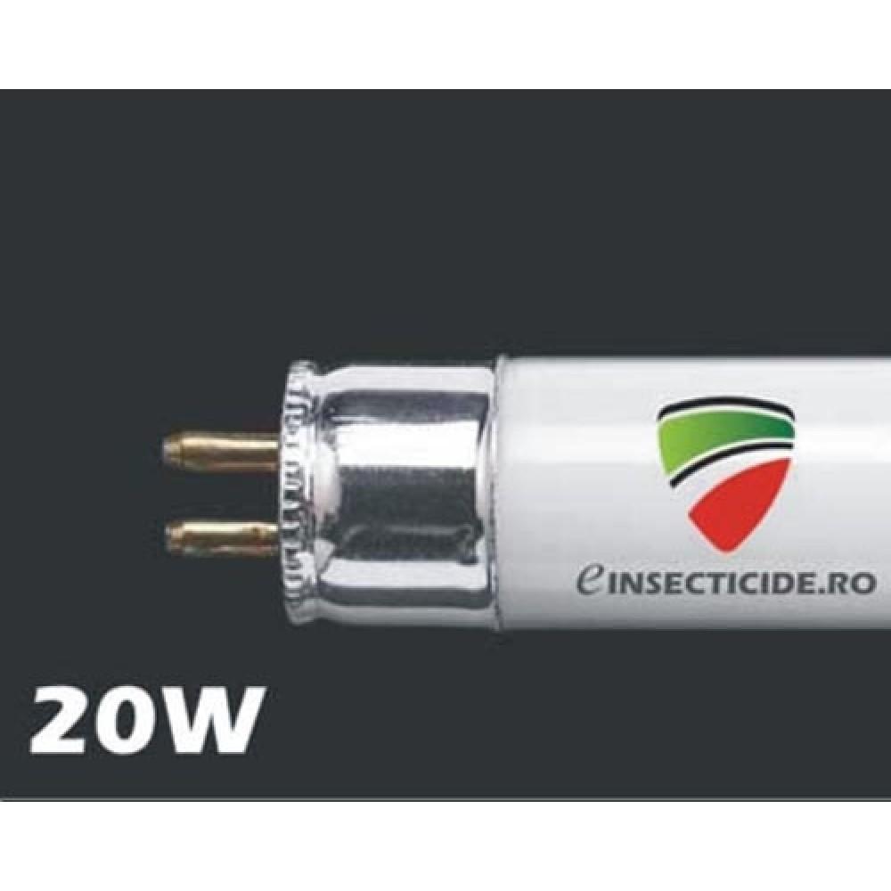 Lampa UV de 20W pentru distrugatoare de insecte